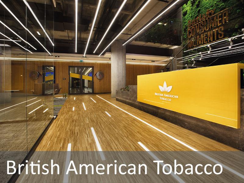 Elsan Elektrik British American Tobacco
