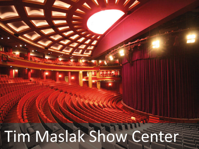 Elsan Elektrik Tim Maslak Show Center